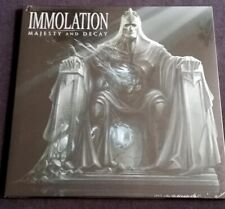 IMMOLATION - Majesty And Decay LP (Vinyl) NEW, Death Metal, MORBID ANGEL, VADER