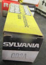 RCA/Sylvania 0D3A Electronic Vacuum Tube