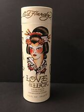 Ed Hardy Love and Luck Eau De Parfum Spray For Women, 3.4 Fl Oz / 100 ml