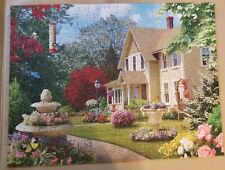 """Bits And Pieces 300 Large Piece Puzzle """"SUMMER MORNING 3"""" by Alan Giana 18""""x24"""""""