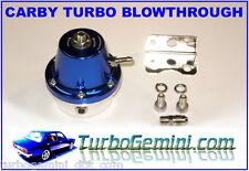 BLOW THROUGH Carby Turbo FUEL PRESSURE REGULATOR rising rate Escort Cortina Mini