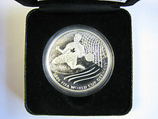 Canada 2006 5$ Dollar sterling silver .9999 Proof FIFA World Cup Germany