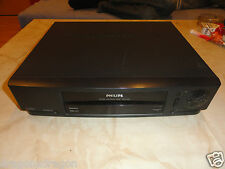 Philips VR 256 VHS-Videorecorder, defekt, Bild & Ton stark verzerrt