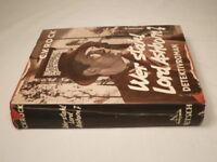 Leihbuch Wer stahl Lord Ashborn, Rock,ca. 1950-70 272 S