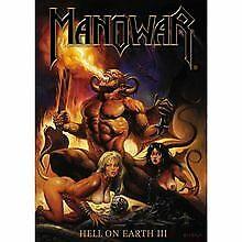 Manowar-Hell on Earth III (2 dvd) | DVD | stato bene