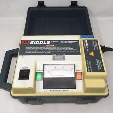 Avo Biddle Bite 246002 Battery Impedance Test Equipment Tester Megger