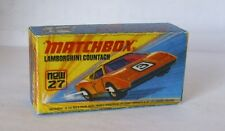 Repro Box Matchbox Superfast Nr.27 Lamborghini Countach