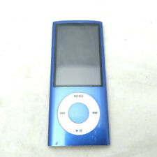 iPod Nano 5th Generation Blue 8GB - ~5 Hour Battery TESTED Mp3 Player