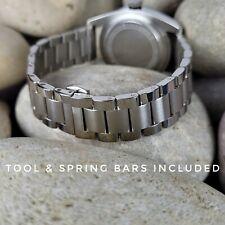 316L Steel Luxury Watch Bracelet Strap | For Tudor Rolex Omega | 18 20 22 24mm