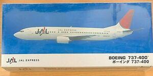 "1/200 Airliner: Boeing 737-400 ""JAL Express"" [Japan] #10649 : HASEGAWA"