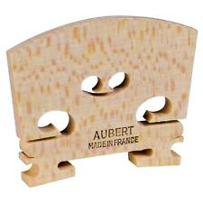 Aubert 4/4 Violin Bridge No 5 Prepared Maple Made in France New