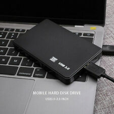 2.5'' USB 3.0 2TB External Hard Drive Disk HDD Fit For PC Laptop Portable