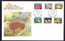 Australia 1984 Marine Life (Large) First Day Cover Murgon Qld 4605