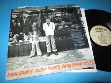 Ian Dury / New Boots And Panties!! (US, Drastic Plastic DPRLP-24) - Ltd. 180g LP