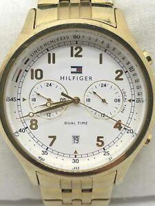 Men's Tommy Hilfiger Watch goldtone 335.1.34.2285