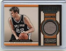 2012-13 TIMELESS TREASURES #19 TIAGO SPLITTER JERSEY #120/149, SAN ANTONIO SPURS