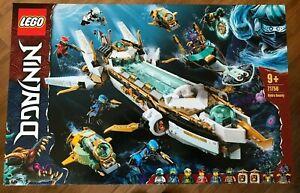 LEGO 71756  Ninjago Hydro Bounty 1159 pieces age 9+ ~Brand NEW~