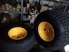 Poulan Rider 20 x 8.00 - 8 Wheel Assemblies Husqvarna, Craftsman, AYP,  pair