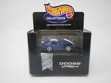 Hot Wheels Collectibles Dodge Viper GTS