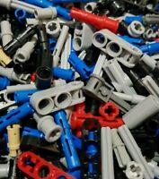 Lego Technic Bundle Axle Pin 100g Bag Bulk Joblot 3713 4274 3705 - Approx 200pce