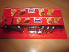 Back-Max Advertising Truck Candy Sweets Food Nut-Chocolate-Cake Truck Model OVP!