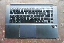 "Samsung NP900X4C 15"" Palmrest Touchpad W/ Keyboard Backlit BA59-03463A Genuine"