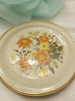"Alpine Mountain Stoneware Brook Garden 10.75"" Set of Four Dinner Plates EUC"