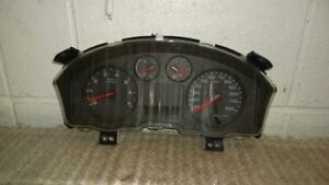 06 FORD FREESTYLE AT 3.0 LTR SE SPEEDOMETER CLUSTER 623-S-1 OEM GUARANTEE