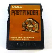 Commodore 64/128: PASTFINDER - C64 Cartridge - TESTED - Activision