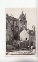 BF26545 chateauroux descente de ville et porte de la v  france  front/back image