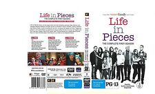 Life In Pieces: Season One (3 dvd set)
