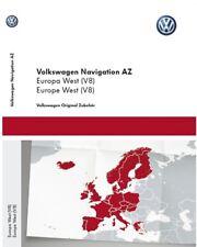 ORIGINALI VW Volkswagen Navi-dati di navigazione v8-aggiornamento per RNS 315
