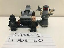 LEGO 7251 Original Darth Vader's Transformation Complete w/ Minifigs ROTS