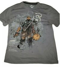 Nike Lebron James Combat Special Ops T Shirt Size Large