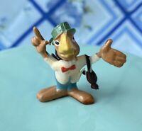 """Vintage Marx Toys Disneykins JOE CARIOCA Figure 1"""" Plastic Hand Painted 1961"""