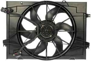 Fits Hyundai Tucson 2009-05, Fits Kia Sportage 2009-05 Engine Cooling Fan