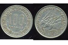 CAMEROUN 100 francs 1971