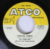 Rock 45 Mr. Acker Bilk With Leon Young Chorale - Cielito Lindo / Stranger On The