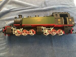 LGB 2085D G scale Mallet Steam Locomotive