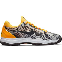NIKE AIR ZOOM CAGE 3 CLAY Trainers Gym Casual - UK Size 9 (EUR 44) Grey Platinum