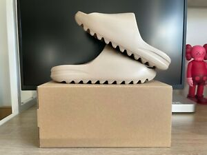 Size 11 - adidas Yeezy Slide 'Pure' - Ships Same Day, In Hand!
