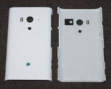 Original Sony xperia arco s LT26w Battery Cover, Battery Cover, White, White