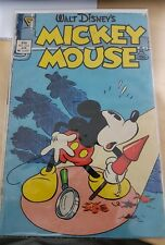 Walt Disney Mickey Mouse #225 - Circa 1960 - Gladstone Publications