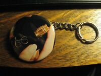 With Love Paris Hilton Logo Advertisement Keychain Backpack Purse Clip Ornament