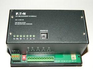 EATON ATC-900 ACCESSORY I/O MODULE  - Cat. 70C1776  /  70c1776g01