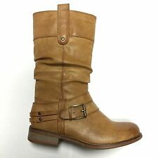 Rieker Women's Synthetic Leather Mid-Calf Boots