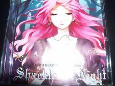 Shackles Of Night Otakon 2010 Theme Song Japan CD EP – Like New