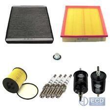 Inspektions kit Inspektionspaket Filterset Opel Astra G Zafira A 1.8 16V