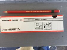 Stabilo 8040 pencil dozen
