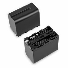 Phot-R 1x NP-F970 7200mAh 7.4V L Serie Rechargeable Li-ion Battery Pack for Sony